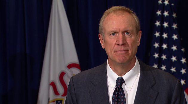 Gubernator Bruce Rauner chce przywrócenia w Illinois kary śmierci