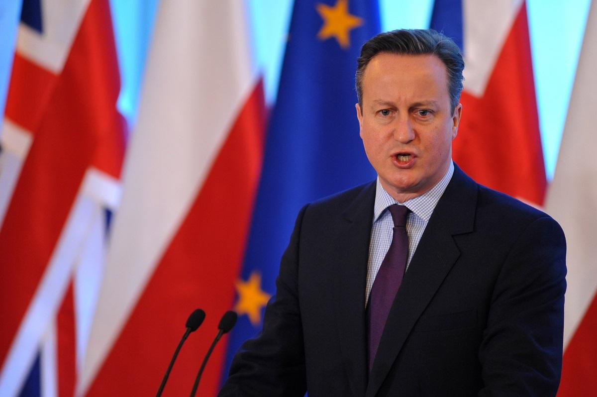 Cameron zapewnia o chęci współpracy z innymi krajami