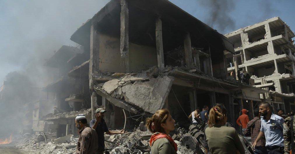 Zamach bombowy w Al-Kamiszli. Nie żyją 44 osoby