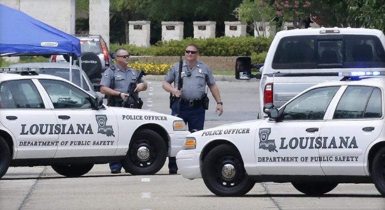 Strzelanina w Baton Rouge – nie żyje 3 policjantów (aktualizacja)