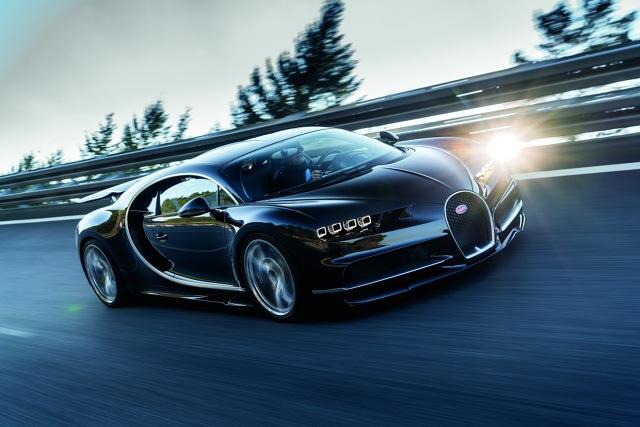 Bugatti Chiron. Czy pobije rekord prędkości?