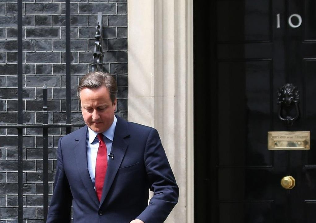 Ostatnie posiedzenie brytyjskiego rządu z Davidem Cameronem