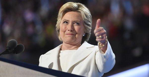 Clinton wygrywa z Trumpem w Massachusetts