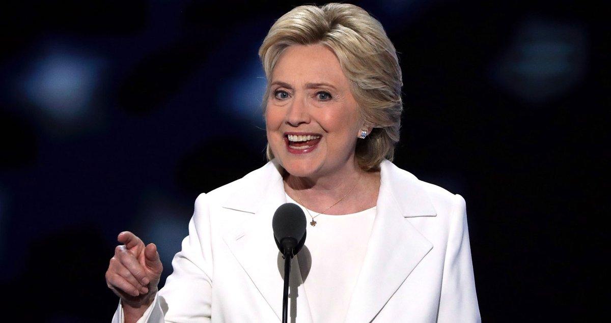 Hillary Clinton oficjalnie zaakceptowała nominację w wyborach prezydenckich