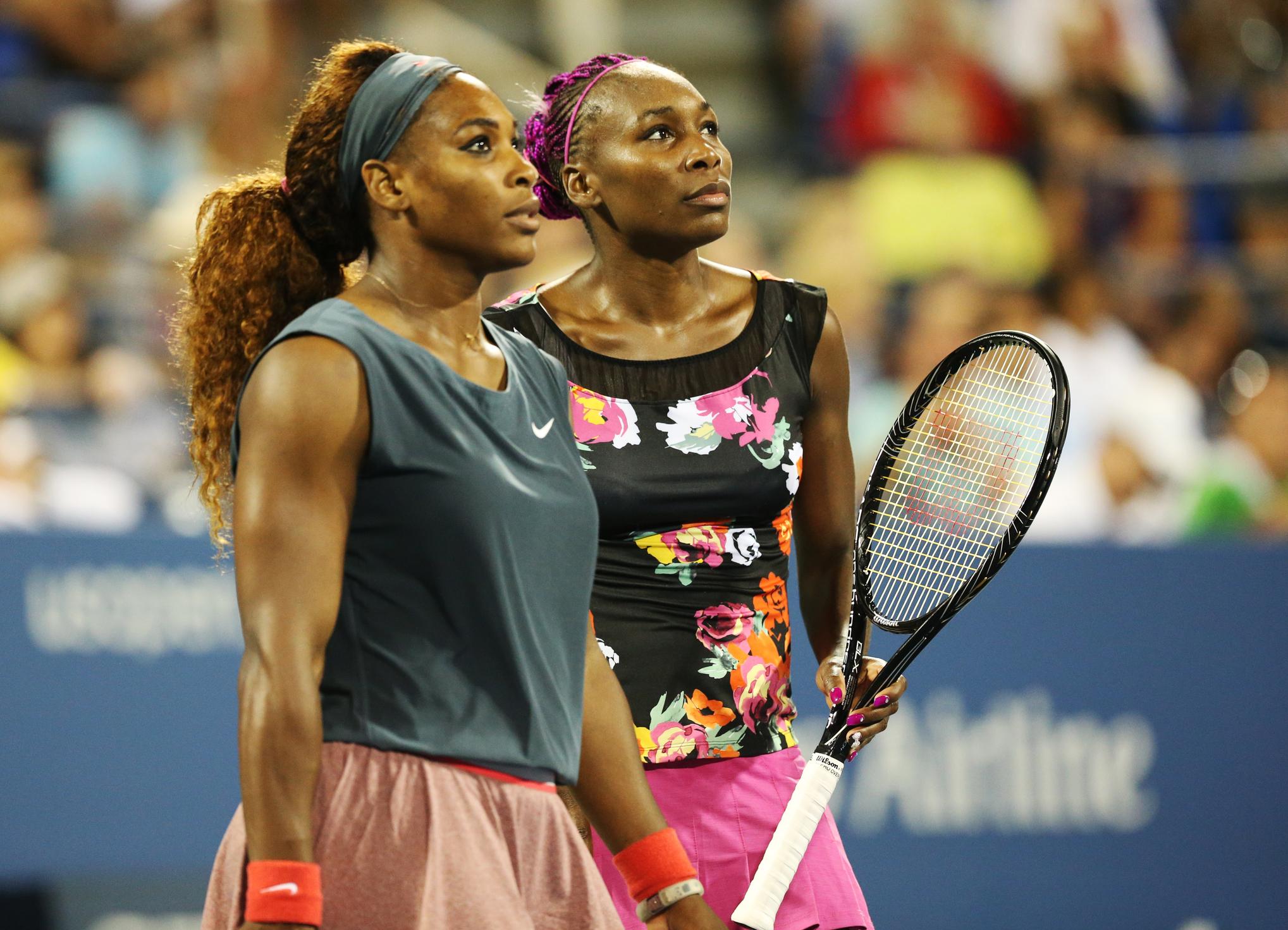 Siostry Williams otrzymały od WADA pozwolenie na stosowanie dopingu?
