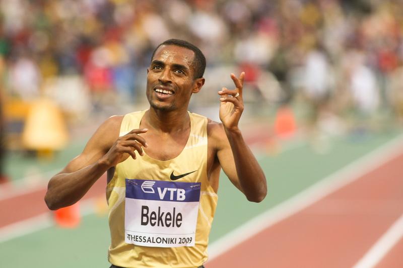 Kenenisa Bekele nie pobiegnie na igrzyskach w Rio!
