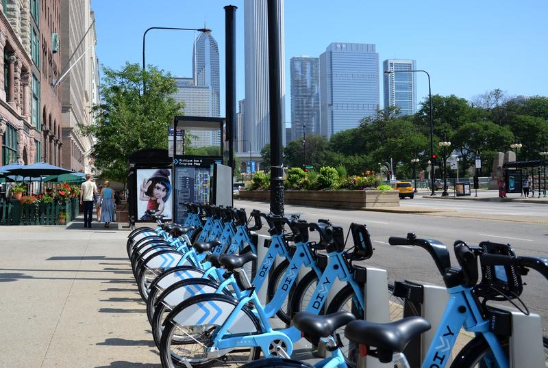 Powstała firma Lyft Bikes. Znana wypożyczalnia rowerów ma nowego właściciela