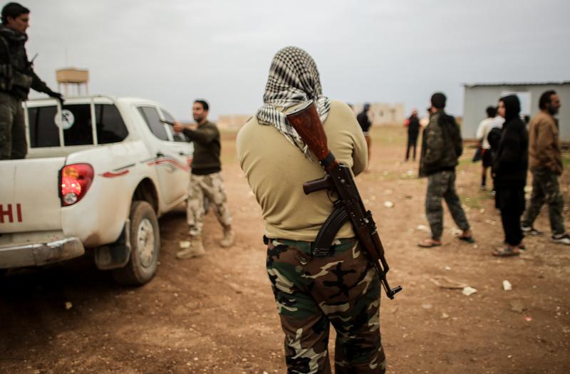 Państwo Islamskie nie poddaje się i wciąż walczy na Bliskim Wschodzie