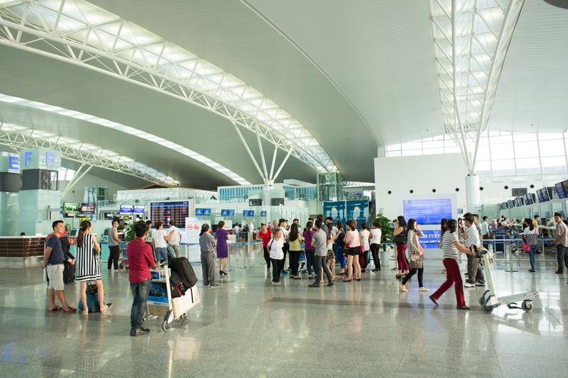 Atak hakerów lotniska w Wietnamie