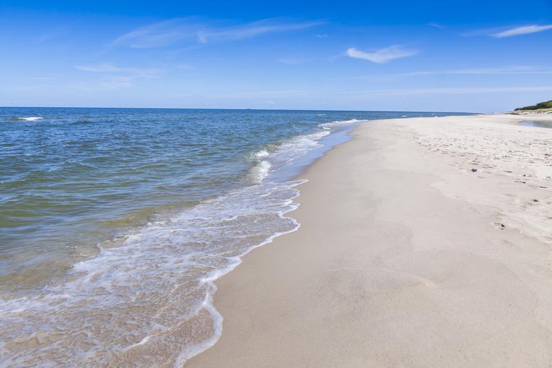 Sanepid ze względu na zrzut ścieków do Wisły będzie codzienne sprawdzał wodę w kąpieliskach nad morzem