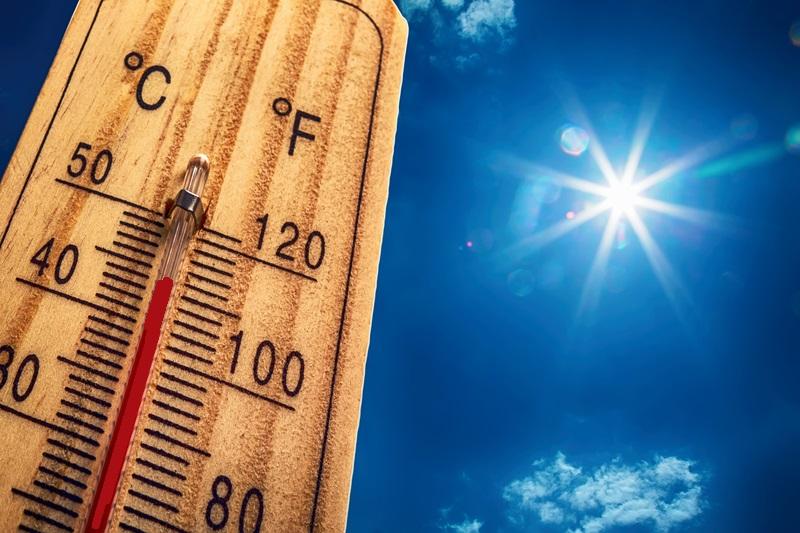 Rekordowo upalne lato w Wietrznym Mieście