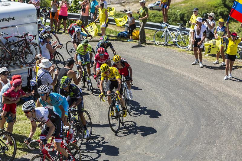 W sobotę w Brukseli rozpocznie się 106. kolarski wyścig Tour de France. Na starcie dwaj Polacy