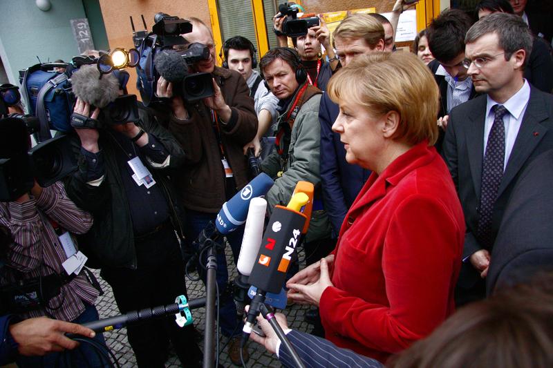 Angela Merkel: Jestem dumna z solidarności obywateli