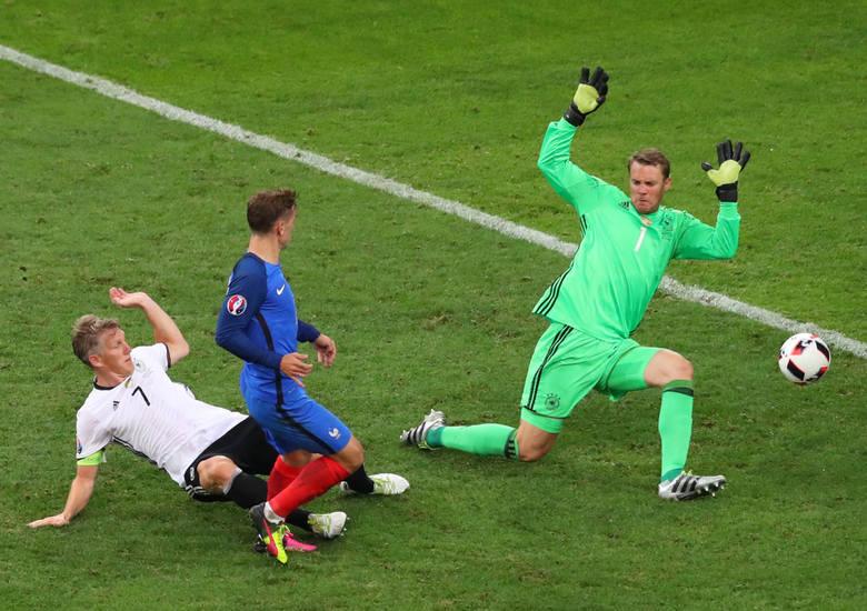 Echa meczu Francja – Niemcy