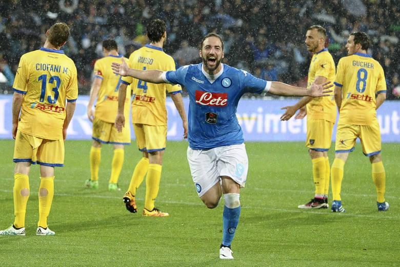 Gonzalo Higuain przechodzi za gigantyczne pieniądze do Juventusu!
