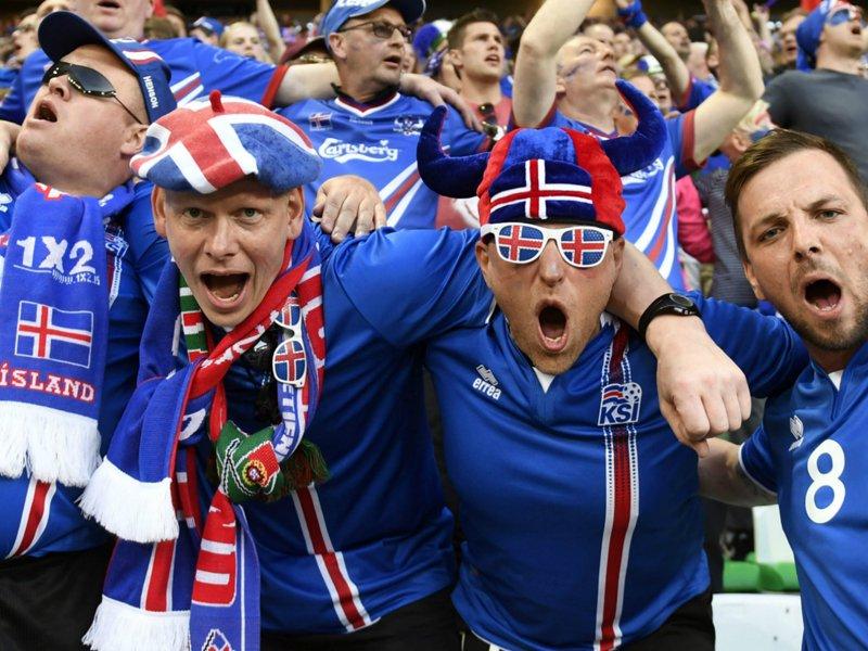 Islandia: Niesamowity rekord oglądalności. 298 osób nie oglądało meczu
