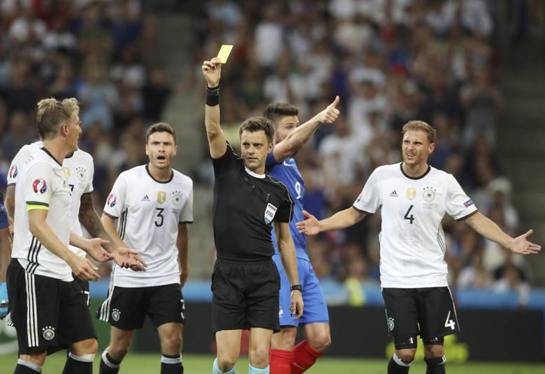 Kontrowersje wokół rzutu karnego w meczu Francja – Niemcy