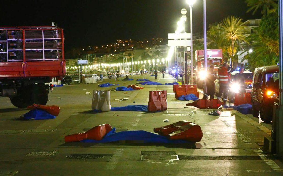 Zamachowiec z Nicei zidentyfikowany jako Mohamed Lahouaiej Bouhlel
