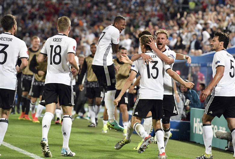 Francja – Niemcy, czyli znaleźć sposób na mistrzów świata
