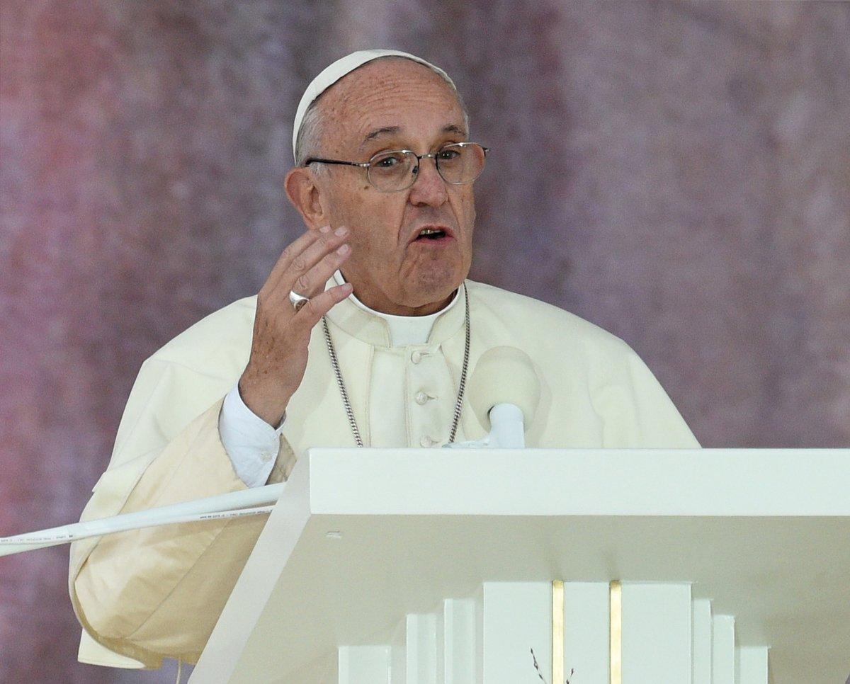 Papież Franciszek: Nawiedzać chorych i więźniów to najważniejsze uczynki miłosierdzia