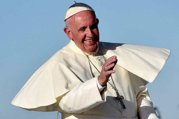 Sobota z papieżem Franciszkiem