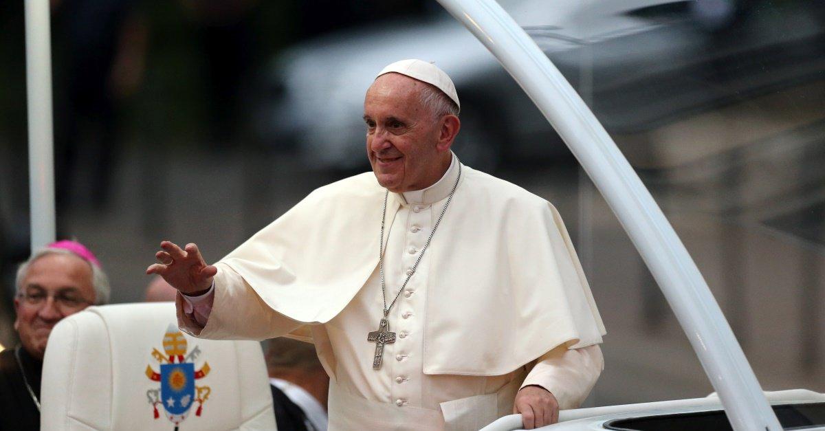 Papież Franciszek na fotografiach Adama Bujaka