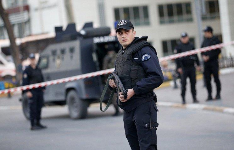 Zamach na burmistrza w Stambule