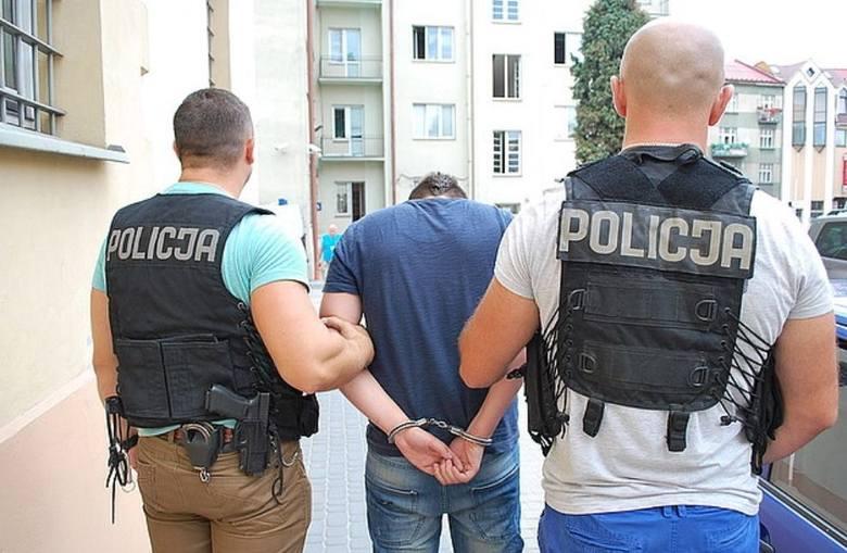 Podejrzani o brutalne pobicie w Szczecinie zatrzymani przez CBŚP