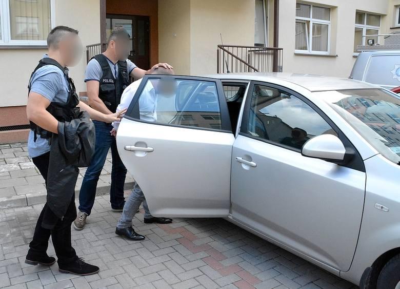 """Oszustwo na wnuczka. Podejrzany """"wnuczek"""" zatrzymany w Białymstoku"""