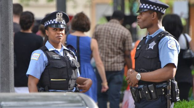 Chicagowska policja – patrole tylko w parach