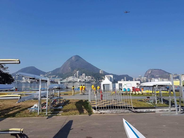 Prosto z Rio – wioślarz Dariusz Radosz relacjonuje pobyt w wiosce olimpijskiej