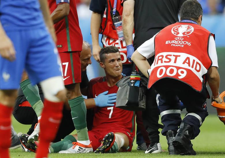 Co dalej z Cristiano Ronaldo? Znamy szczegóły rekonwalescencji piłkarza