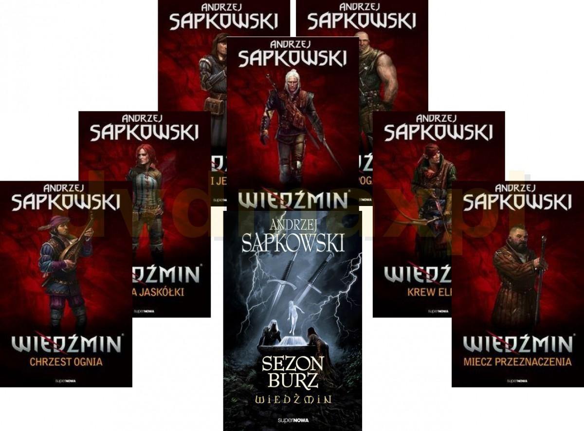 Andrzej Sapkowski dostał prestiżową World Fantasy Award