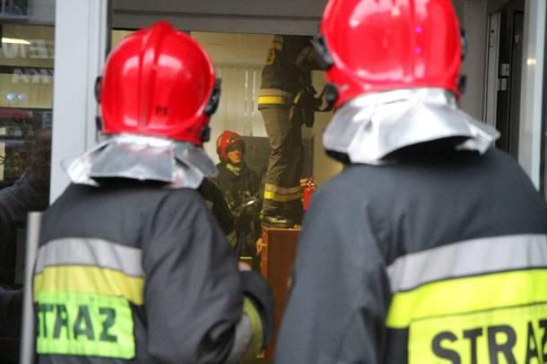 Straż pożarna nie wyjedzie na akcje bo… ma za ciężki sprzęt