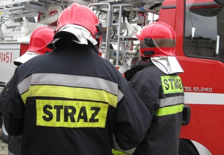 Wybuch w zakładach chemicznych w Krupskim Młynie – zginęła jedna osoba