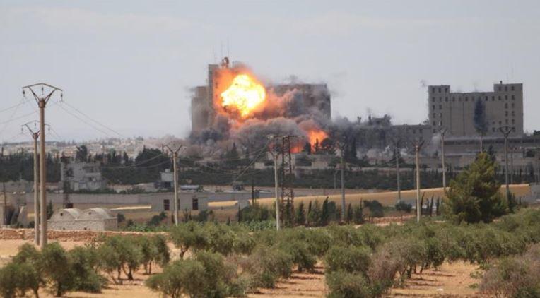 Atak na rosyjską bazę w Syrii. Kreml: Doniesienia o siedmiu zniszczonych samolotach to plotki