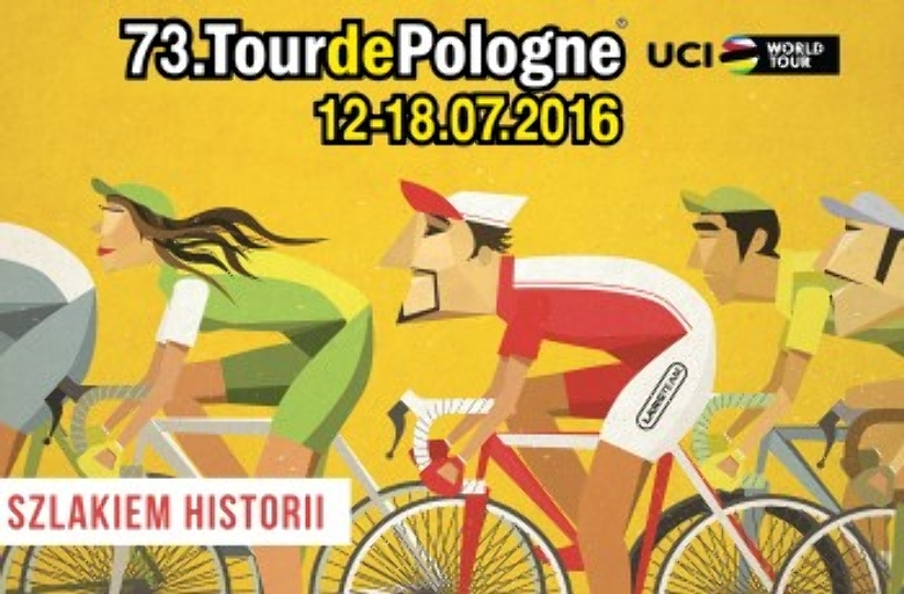 Wystartował 73. Tour de Pologne!