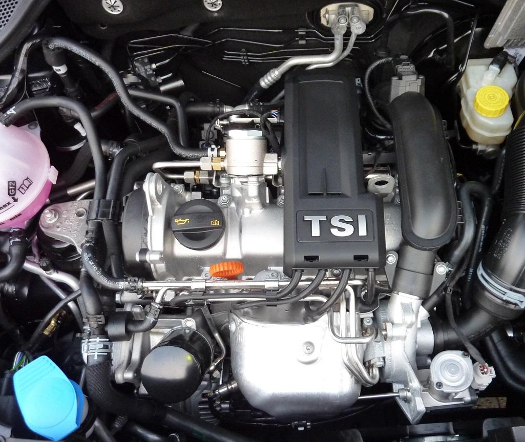 W czym tkwi sekret silników TSI?