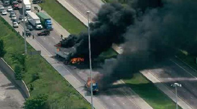 Mandat za spowodowanie śmiertelnego wypadku na I-55!