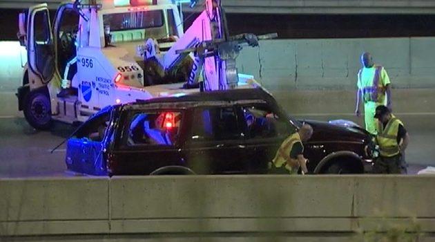 Wypadek na Bishop Ford, jedna osoba zginęła a 3 zostały ranne