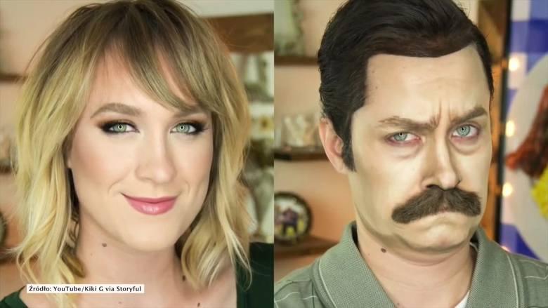 Która twarz to oryginał?