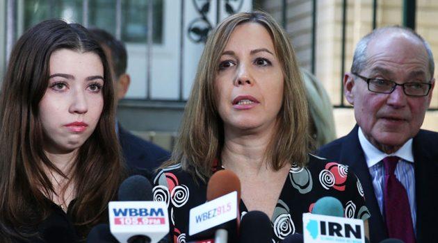 Żona Roda Blagojevicha prosi sąd o skrócenie kary dla swojego męża