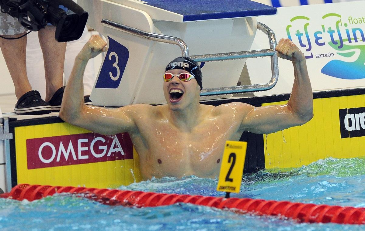 Rio 2016 Pływanie – Rekord Polski Kacpra Majchrzaka !  (wyniki półfinałów)