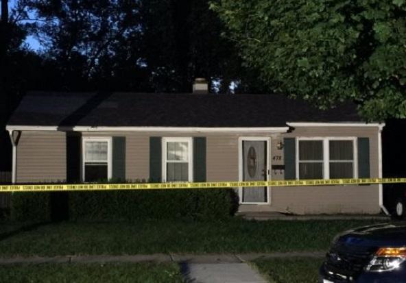 Włamanie w Buffalo Grove, 4 osoby ranne