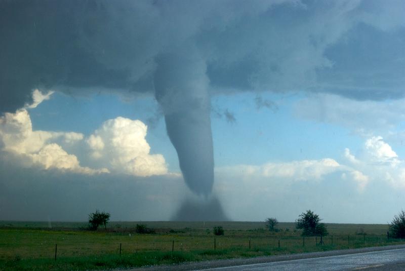 Tornado w Sauk Village