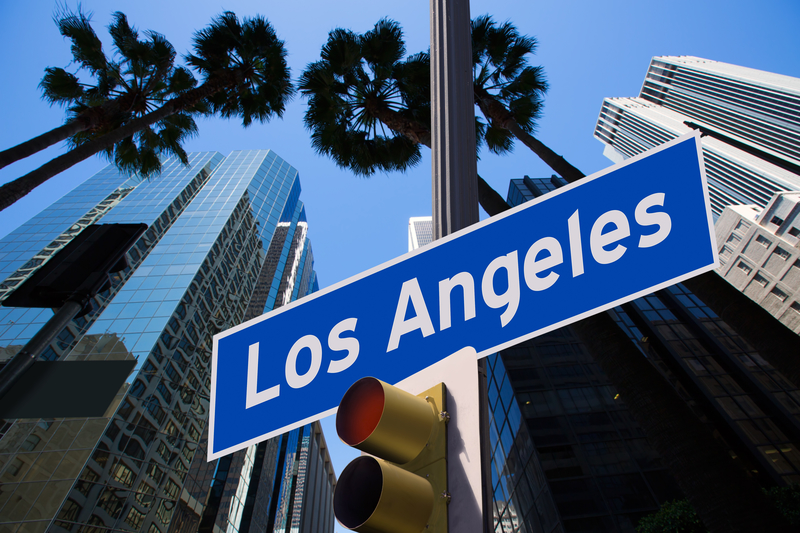 """Spadła przestępczość w Los Angeles. """"To dość niezwykłe"""""""