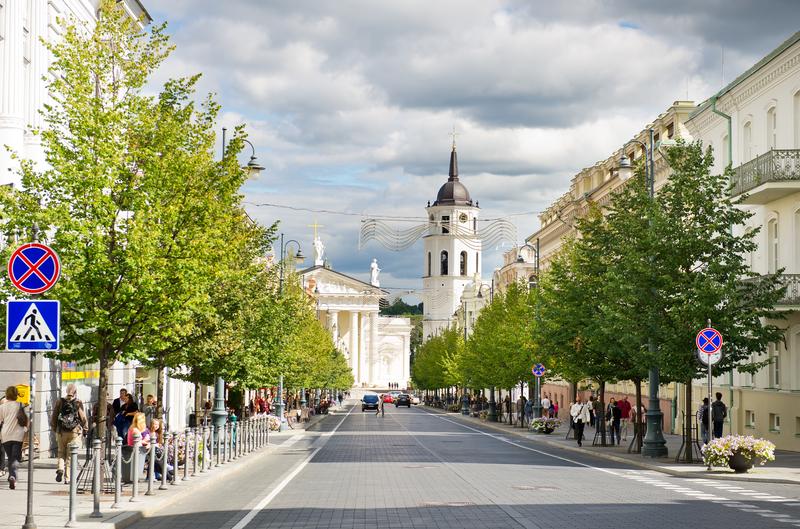 Jedna z ulic w Wilnie zostanie nazwana imieniem prezydenta Lecha Kaczyńskiego