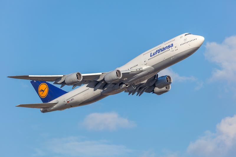 Niemcy: Lufthansy zawiesza loty do Chin