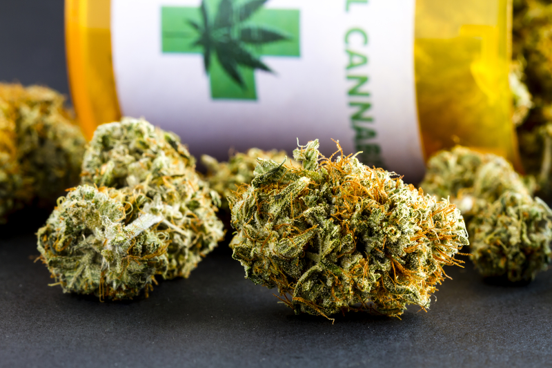 Zakaz palenia medycznej marihuany niekonstytucyjny. Sąd podtrzymał wyrok