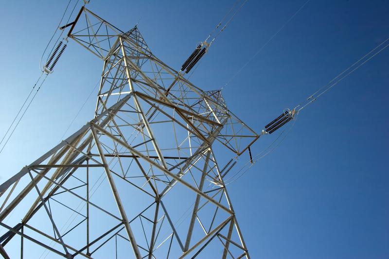 Blokada podwarszawskich dróg w proteście przeciw linii 400 kV